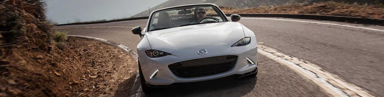 2016 Mazda Miata MX-5 Club
