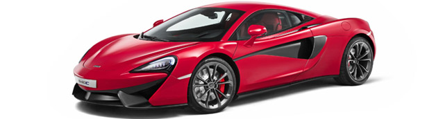 McLaren is Ready to Release 540C Coupe