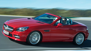 2015 SLK Comes With Fresh and Sporty Addons