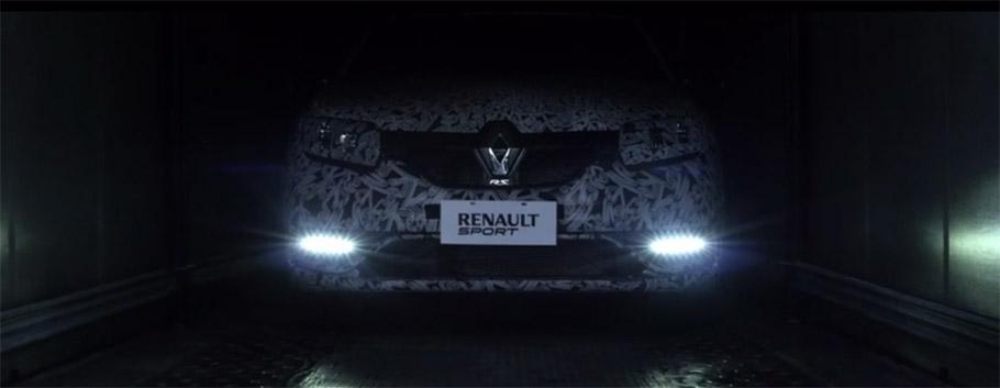 Renault Teases Sandero