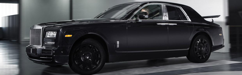 2015 Rolls-Royce Еngineering Mule