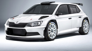 Fabia R5 Comes With Full Force