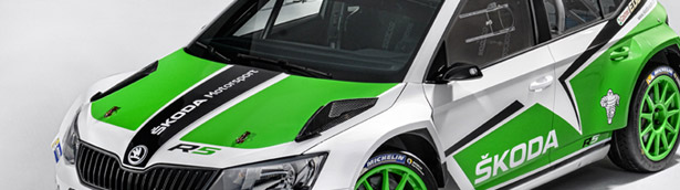 Skoda Fabia R5 is Ready for the Road