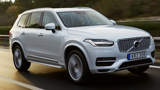 Volvo Is Ready to Unveil yet Another Hybrid