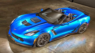 Callaway Debuts Custom Chevy Corvette Z06 at National Corvette Museum