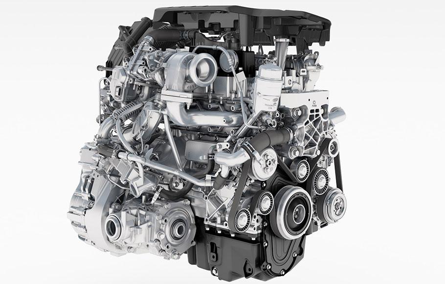land rover ingenium engine 2015