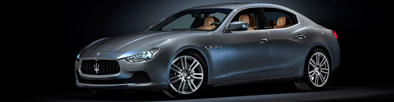 Maserati Ghilbi Ermenegildo Zegna Concept