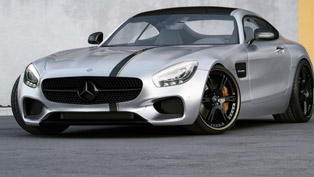 Wheelsandmore Stands Strong with Completely Revised Mercedes AMG GT S Coupe