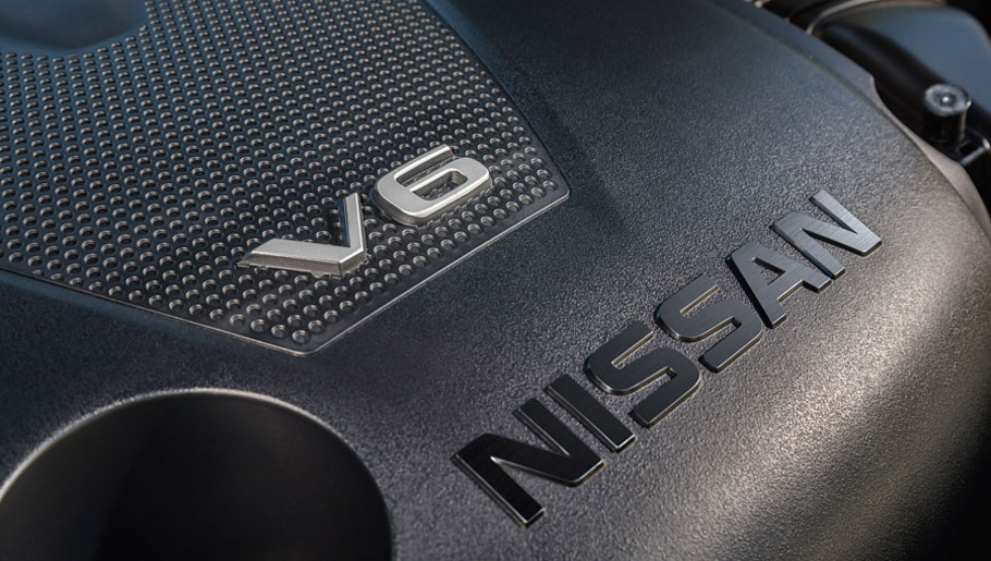 nissan maxima engine 2016