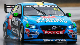 V8 Supercars Continues With the latest Volvo
