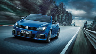 golf cabrio gets updated engine range