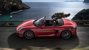 Porsche Boxster and Cayman with new Engines In 2016