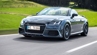 ABT Release Audi TT Roadster with 310 HP