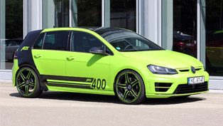 How About 400HP Golf and a TT at Wörthersee? This Time both from ABT Sportsline