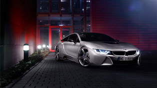 bmw i8 transformed by ac schnitzer [video]