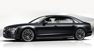 Only Five in Production: Meet the Exclusive Audi A8 L Chauffeur Edition
