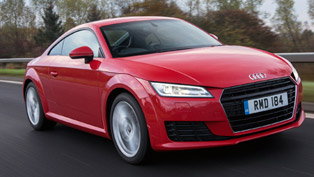 2015 Audi TT Coupe TDI Ultra Wins One More Award!