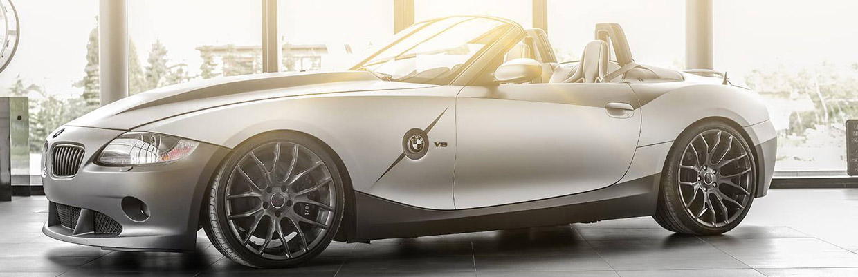 Carlex Design BMW Z4 Side View