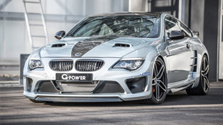g-power releases the ultimate bmw m6 capable of 1001 horses!