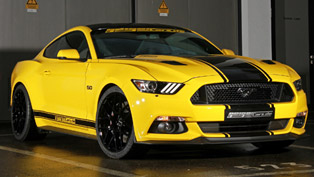 Here is How GeigerCars.de Customized the Ford Mustang GT