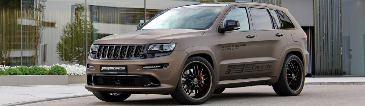 Geigercars De Release More Powerful Jeep Grand Cherokee Srt
