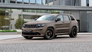 GeigerCars.de and Jeep Team Up and Release 718HP Grand Cherokee SRT