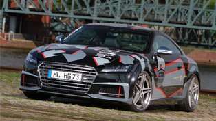 HG-Motorsport Releases Better Version of Audi TTS