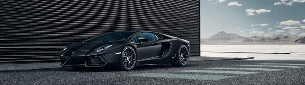 Meet the Flame Throwing Nero Nemesis Lamborghini Aventador [VIDEO]