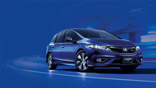 Honda Reveals the Fuel-Efficient Jade RS