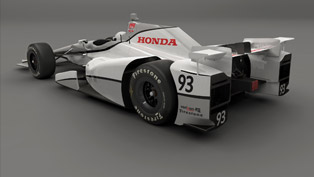 Honda Cars will be aided by Aero Kit at Indy 500