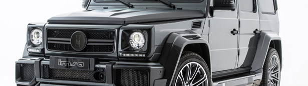 See How This Military G63 AMG Becomes More Stylish Thanks to IMSA [VIDEO]