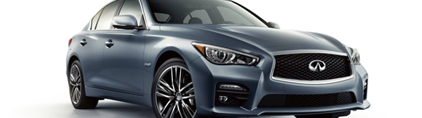 2015 Infiniti Q5 is Recognized With a Special And Prestigious Award