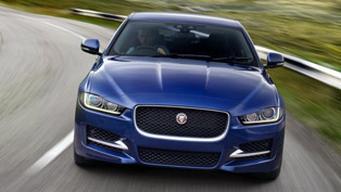 2015 Jaguar XE Wins Diesel Magazine Award