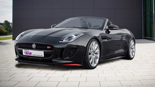 why this jaguar f-type convertible in more dynamic than the others
