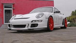 Kaege Changes Porsche 997 GT3 Clubsport