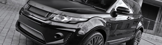 Kahn Releases Tech Pack for the Range Rover Evoque RS Sport