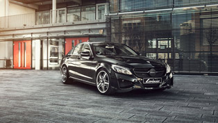 Lorinser's Makeover for this Mercedes C400 is Good but not Enough?