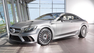 Mansory Releases Power Upgrades for Mercedes-Benz S63 AMG