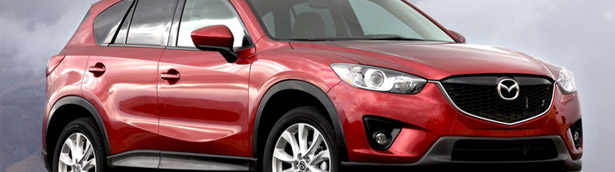 Mazda Sold its One-Millionth CX-5 Unit!