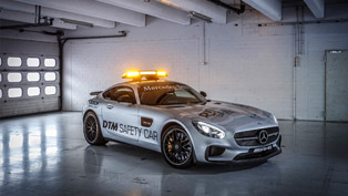 Mercedes Premieres New Safety Car at the DTM