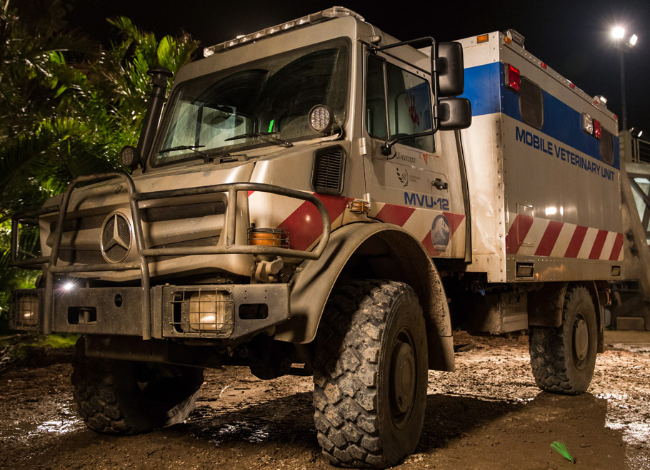 Mercedes Benz Brand Will Support Jurassic World With Vehicles And