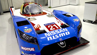 Have You Seen the R90CK livery for Nissan GT-R LM NISMO Competing at the Le Mans? [VIDEO]