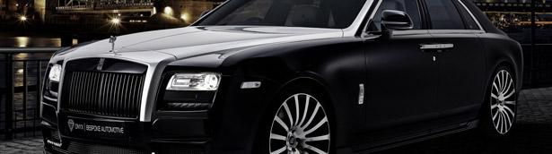 Onyx Release Rolls-Royce Ghost Dubbed San Mortiz