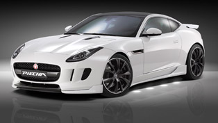PIECHA with Evolutionary Design for the Jaguar F-Type