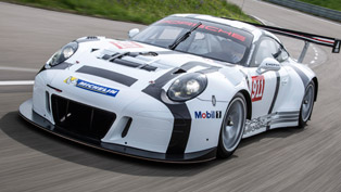 the latest porsche 911 gt3 r comes lighter, faster and more powerful!