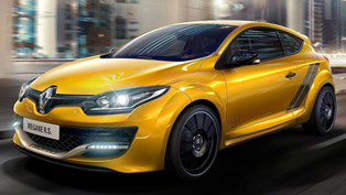 Renault Shows Three Models at 2015 Goodwood Moving Motor Show