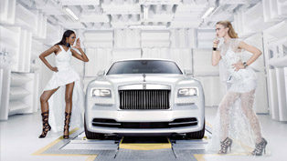 rolls-royce is inspired by fashion. releases wraith special edition