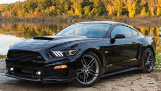 ROUSH Mustang Stage 3 Produces 670 Horsepower!