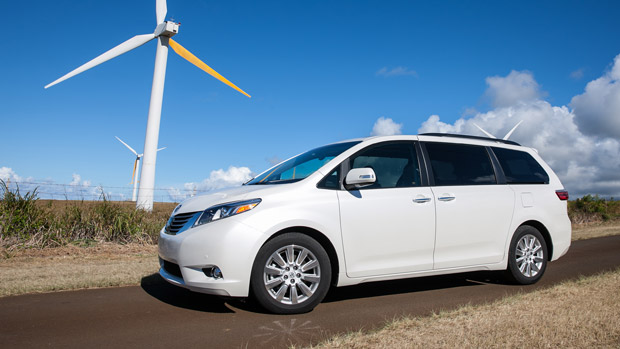 Toyota Sienna Proves, That it is One of the Best SUV Machines Ever Created!