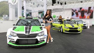 Skoda Reveals Fabia R5 Combi at Wörthersee